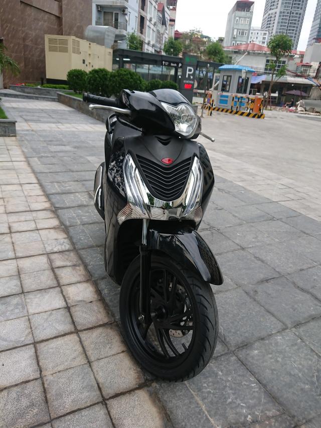 Can ban Sh 125i viet 2014 Sport chinh chu con rat moi 29D - 5