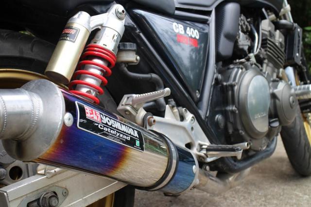 CB400 Super Four 1994 TL1C DKLD 2008 FIX MANH XEM XE