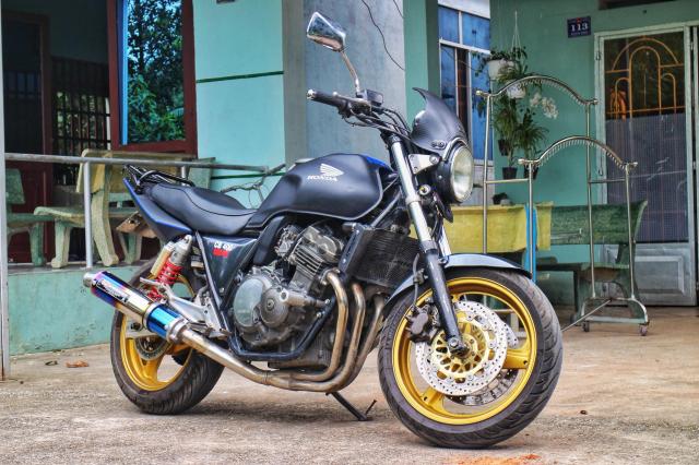 CB400 Super Four 1994 TL1C DKLD 2008 FIX MANH XEM XE - 3