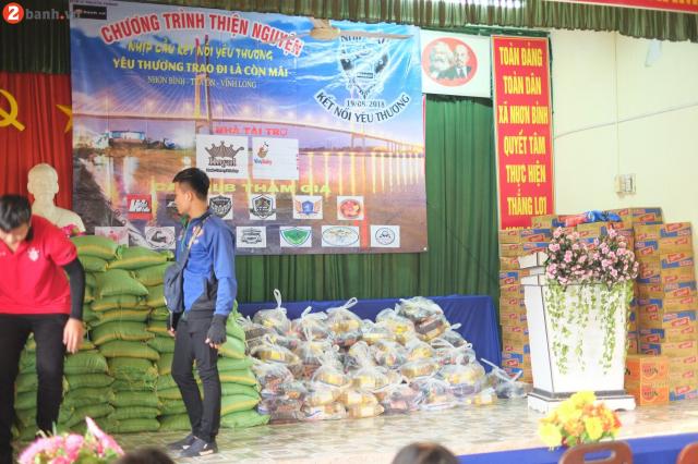 Club Exciter Passion voi Nhip cau Noi Ket Yeu Thuong day y nghia - 9