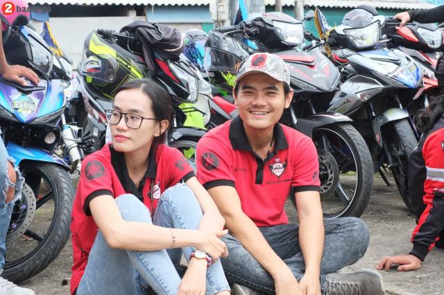 Club Exciter Passion voi Nhip cau Noi Ket Yeu Thuong day y nghia - 27