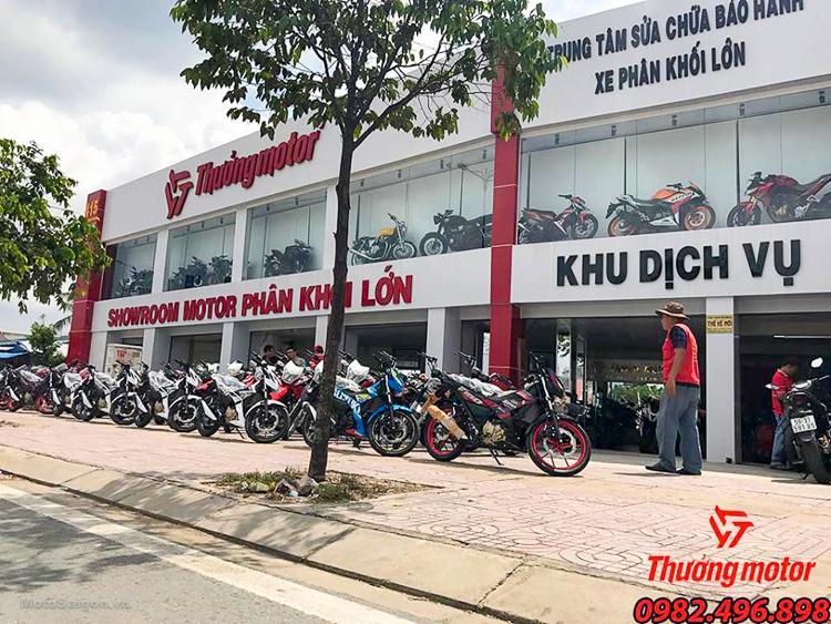 Con Loc Suzuki Satria F150 Indonesia Gia bao nhieu - 8