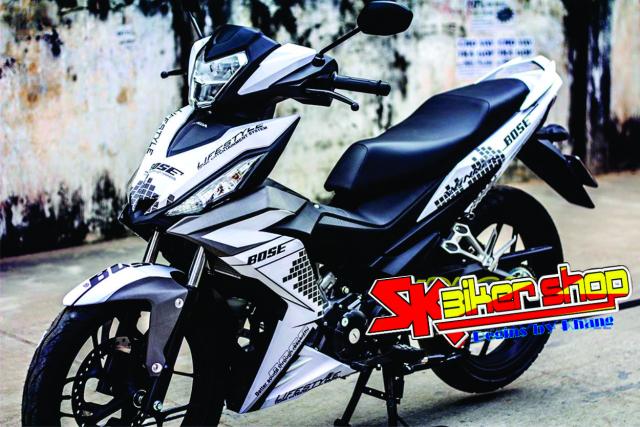 Dan Xe Bien Hoa SK Biker Shop - 11