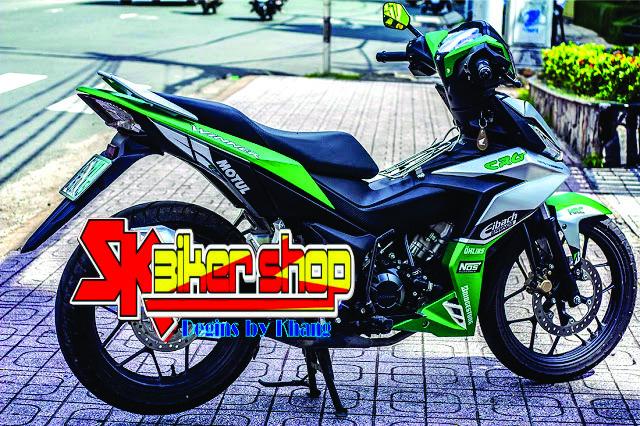 Dan Xe Bien Hoa SK Biker Shop - 12