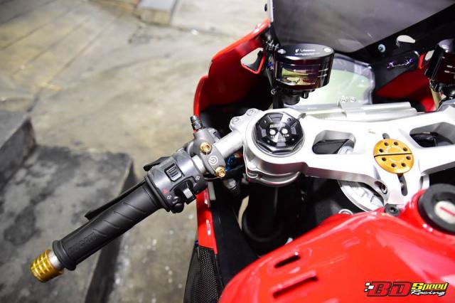 Ducati 899 Panigale ban tuy chinh kha loi cuon den tu Bd Speed Racing - 8