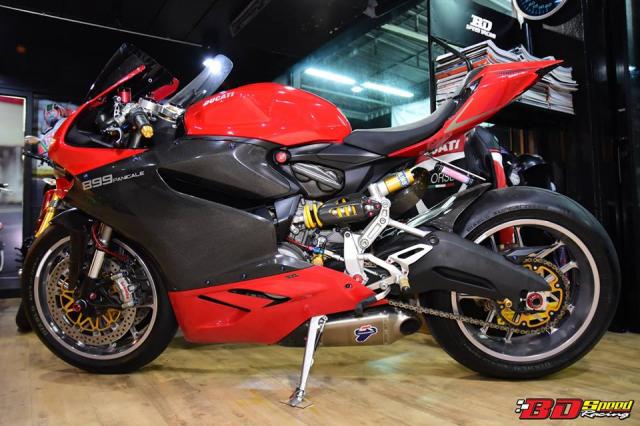 Ducati 899 Panigale noi bat voi nhieu tinh tiet thay doi - 8