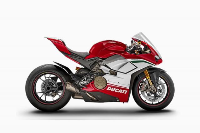 Ducati co ke hoach chuyen cac tinh nang cua DesmosediciGP18 len Panigale V4 doi tiep theo