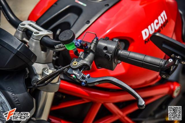 Ducati Monster 796 ban nang cap hoan hao den tu Furii Shop - 6