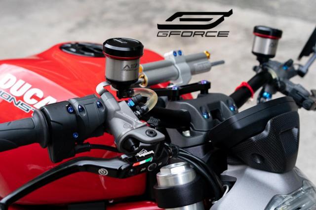 Ducati Monster 821 ga quai vat mang day cong nghe - 4