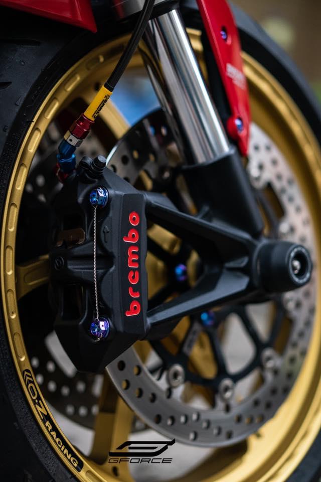 Ducati Monster 821 ga quai vat mang day cong nghe - 8