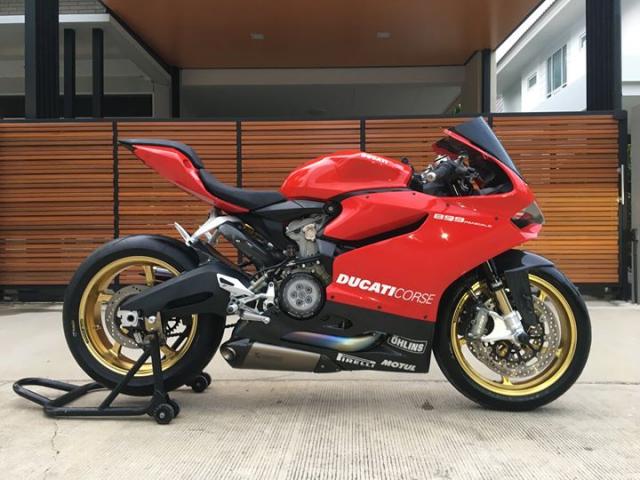 Ducati Panigale 899 ve dep hao nhoang voi dan chan OZ Racing - 8