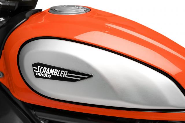 Ducati Scrambler 2019 voi nhieu cong nghe moi - 5