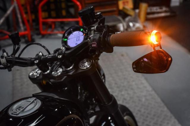 Ducati Scrambler Cafe Racer ve dep kho cuong khi qua tay Mugello - 5