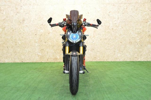 Ducati Streetfighter 1100S Huyen thoai duong pho bat tu