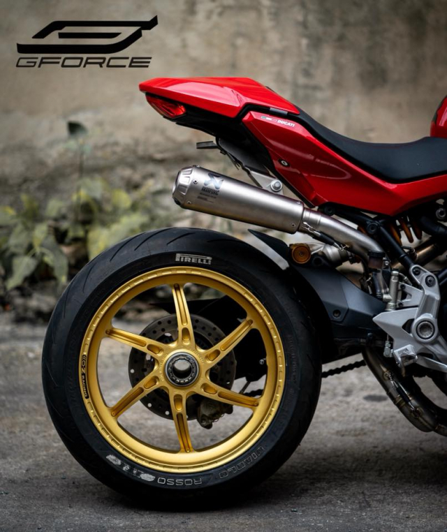 Ducati SuperSport 939S do hao nhoang voi phong cach Superbike - 6