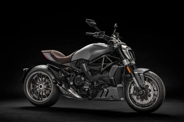 Ducati XDiavel 2019 so huu phien ban mau moi cuc hap dan