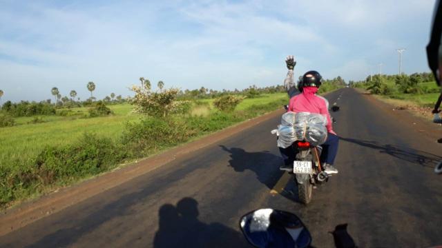 Hanh trinh chang trai 9X cho me di Phuot Campuchia 5 ngay 4 dem - 10