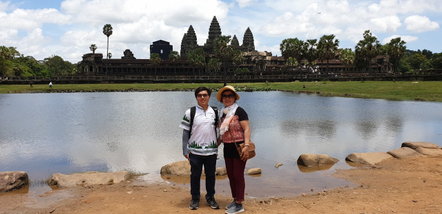 Hanh trinh chang trai 9X cho me di Phuot Campuchia 5 ngay 4 dem - 13