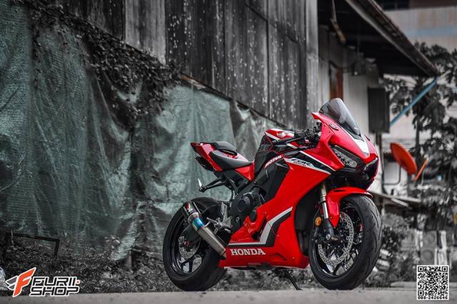 Honda CBR1000RR nang cap don gian day thuyet phuc - 6