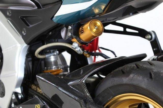 Honda CBR250RR ban tuy chinh dac biet theo phong cach Repsol - 4
