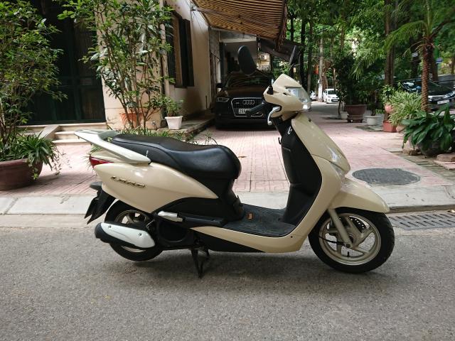 Honda Lead fi vang kem 2010 chinh chu bien 30N con dep nguyen ban - 4