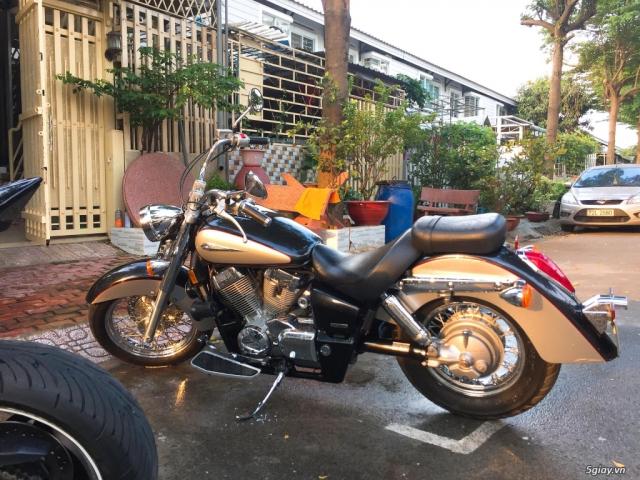 Honda Shadow 750cc Date 2008 HQCN gia sap san - 3
