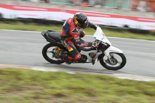 Honda Viet Nam Racing va cau chuyen trai tim cua duong dua
