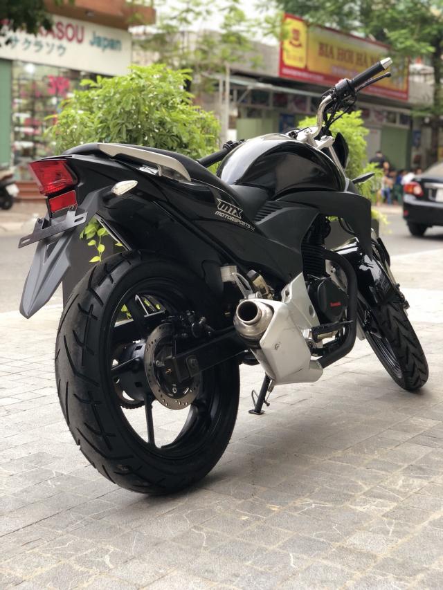 Kawasaki 125cc mau den moi 100 hai quan chua dang ky - 4