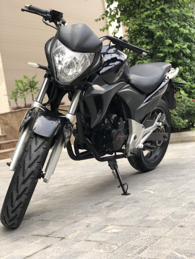 Kawasaki 125cc mau den moi 100 hai quan chua dang ky - 5