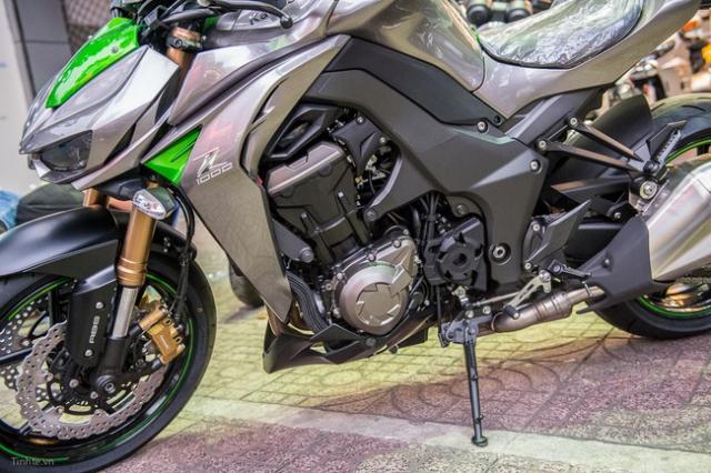 Kawasaki Z1000 2014 - 3