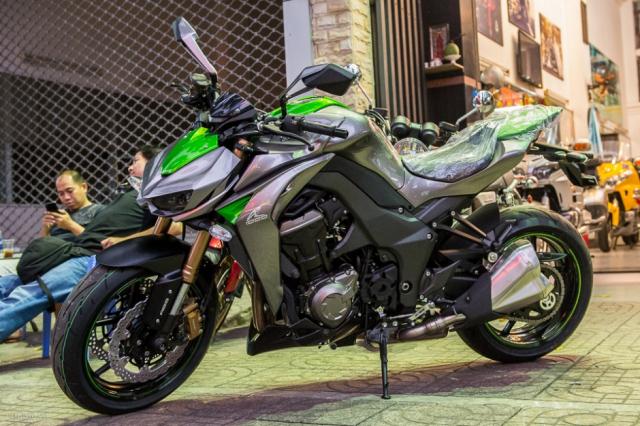 Kawasaki Z1000 2014 - 5