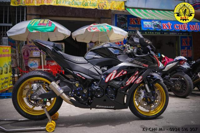 Kawasaki Z800 Hoan gan doi cot theo hinh dang ZX10R - 15