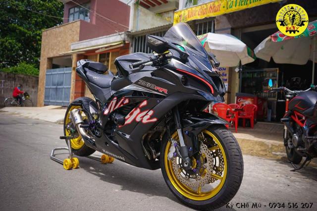 Kawasaki Z800 Hoan gan doi cot theo hinh dang ZX10R - 18