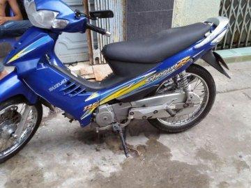 Len xe tay ga nen can ban xe so 125cc Suzuki ShogunR - 2