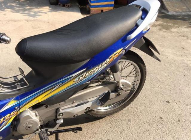 Len xe tay ga nen can ban xe so 125cc Suzuki ShogunR - 6