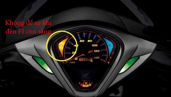Nhung thoi quen khien xe nhanh xuong cap
