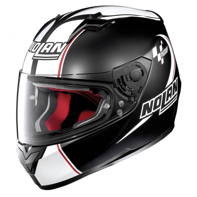 Nolan N64 MotoGP Flat Black