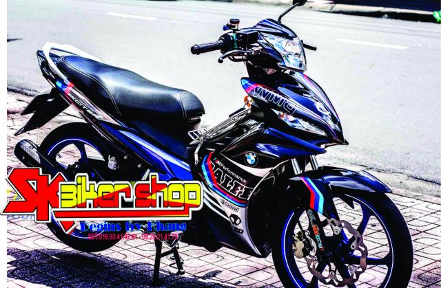 Tem trum Exciter 150 Sk Biker Shop - 3