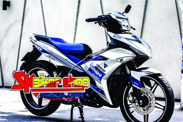 Tem trum Exciter 150 Sk Biker Shop - 5
