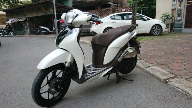 Rao ban Honda Sh mode 2014 Trang Sport chinh chu con moi dang su dung 45tr500 - 4