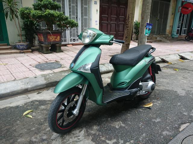 Rao ban Liberty S 125ie xanh mo chinh chu cuc dep 2012 25tr500 - 4