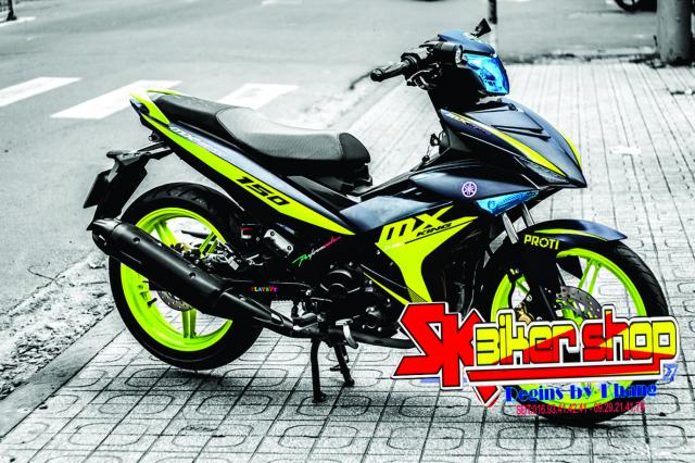 Tem Trum Ex 150 Sk biker Shop