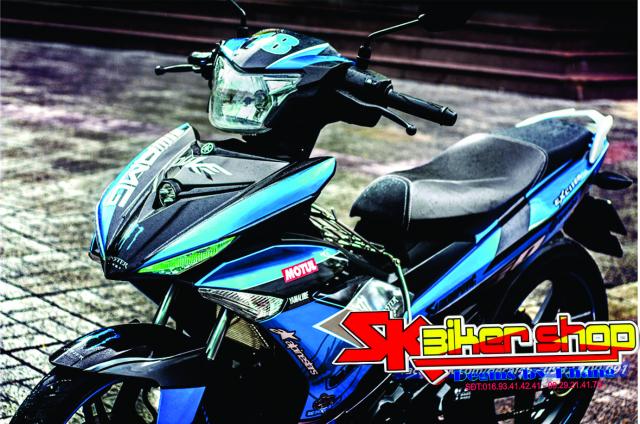 Tem Trum Ex 150 Sk biker Shop - 2