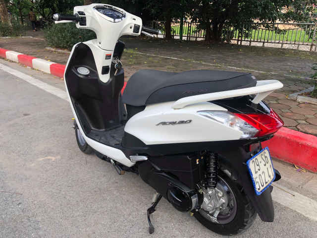 Yamaha Acruzo 125 Fi Eco 2016 moi 99 29S Cchu nu ban 27 trieu tai nha rieng bao hanh nguyen ban - 7