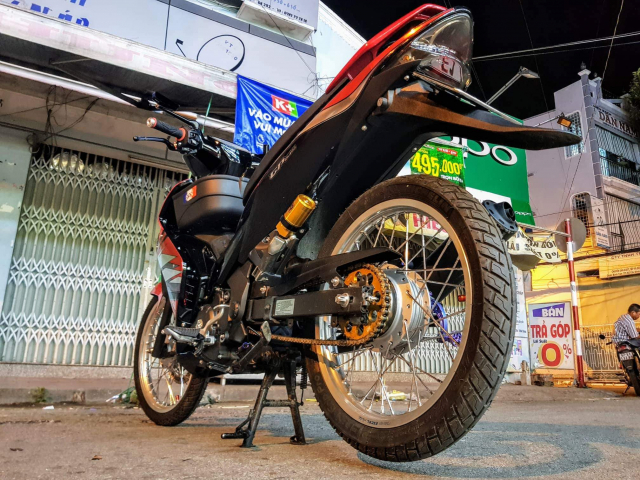 Yamaha Exciter 2010 do buc pha voi khoi do choi khung - 13
