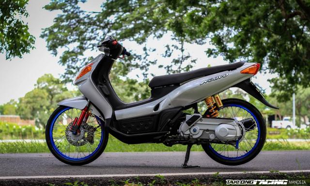 Yamaha Nouvo do chien binh the he dau hoi sinh cuc ac chien - 3