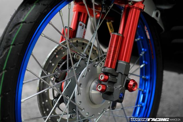 Yamaha Nouvo do chien binh the he dau hoi sinh cuc ac chien - 5