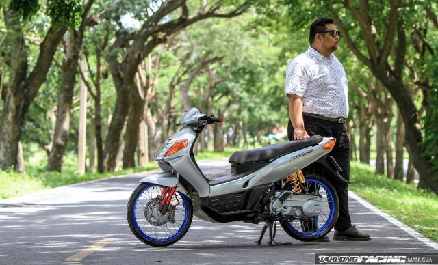 Yamaha Nouvo do chien binh the he dau hoi sinh cuc ac chien - 9