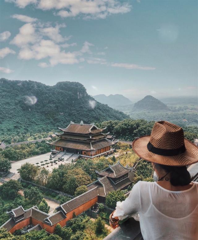 Tien canh tran gian o Ninh Binh duoc co nang 9X chinh phuc - 3