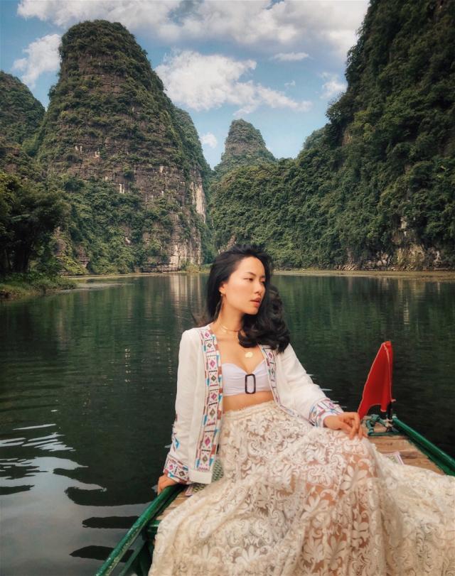 Tien canh tran gian o Ninh Binh duoc co nang 9X chinh phuc - 10